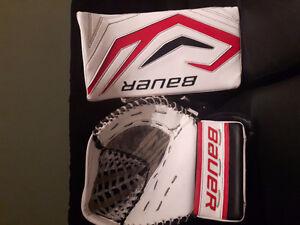 Pro goalie gloves