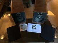 Q Acoustics 2000i Bookshelf Standmount Speakers