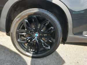 Gorgeous 20 inch Wheels and Tired