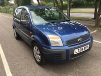 2010 Ford Fusion 1.4 Automatic Style +