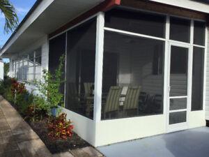 Maison mobile Delray Beach Floride