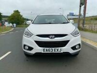 2013 Hyundai Ix35 1.7 SE NAV CRDI 5d 114 BHP Estate Diesel Manual