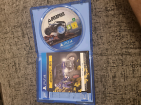 Overpass and Fallout 4 for PS4