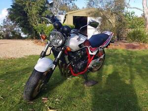 2011 Honda CB400 Super Four Williamstown Barossa Area Preview