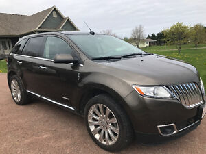 2011 Lincoln MKX limt Earth metallic/Trim black SUV, Crossover