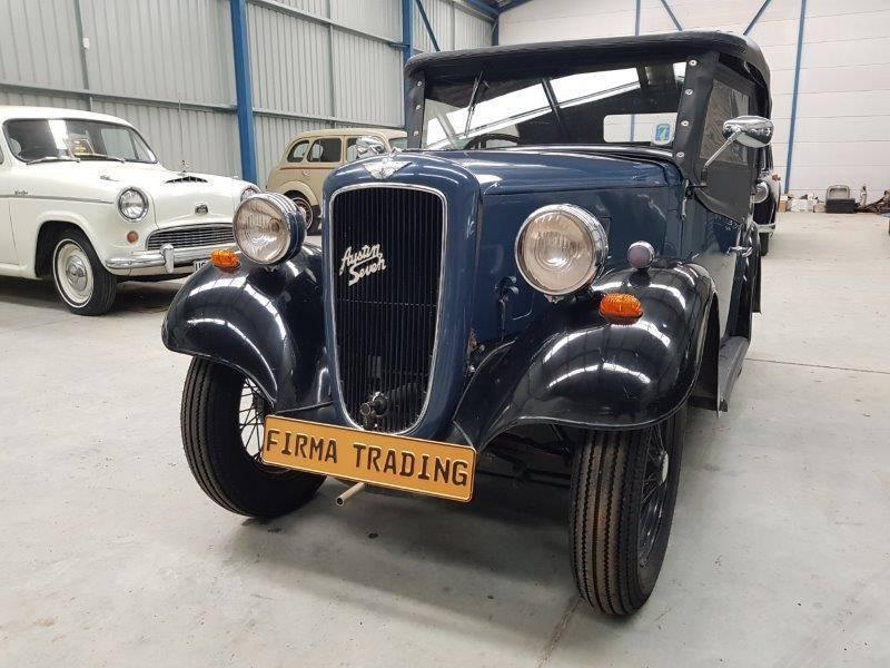 Austin 7 Ruby Tourer by Firma Trading Classic Cars Australia | Cars ...