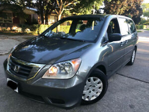Honda Odyssey  2009 , Excellent Condition E-tested