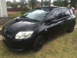 2008 Toyota Corolla Hatchback Execellent Car Blacktown Blacktown Area Preview