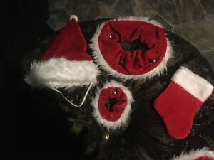 Cute christmas pet costumes! only $5 each