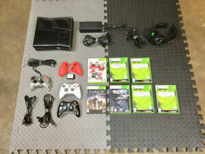 XBOX 360 Bundle! Selling for $185obo