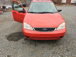 2007 Ford Focus, fully loaded