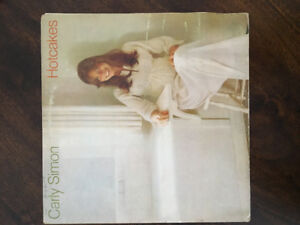 "CARLY SIMON 1974 record album vinyl ""Hotcakes"""