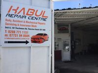 Car & Van Body work / spray & mechanical repair & MOT