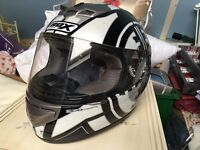 Motorbike helmet size S