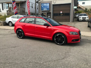 2013 AUDI A3 TDI DIESEL/ S-LINE/ LOADED/ FOR SALE