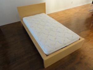 IKEA - Lit une place Malm