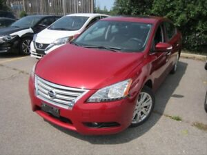 2014 Nissan Sentra SL BACK UP CAM! AUTOMATIC! CRUISE CONTROL!