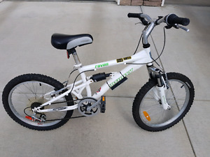 Great condition kids BMX style bike