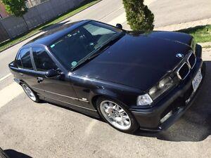 1997 BMW e36 M3 Sedan (4 door)