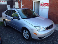2006 Ford Focus fully certified and E-tested