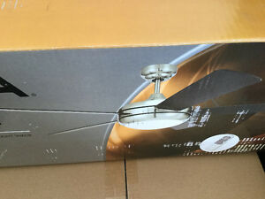 Brand new NOMA Miles Ceiling Fan with Remote