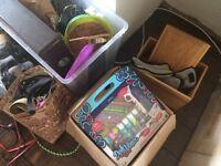 House clearance various items