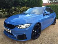BMW M3 3.0 ( 425bhp ) ( s/s ) M DCT 2014MY M3 , CARBON UPGRADES