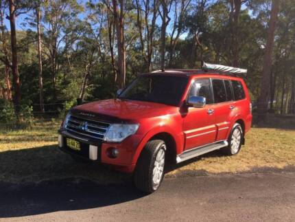 2011 Mitsubishi Pajero Exceed Diesel 3.2L
