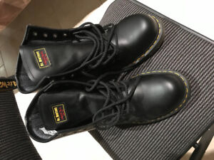 Brand New Industrial Steel Toe Dr. Martens