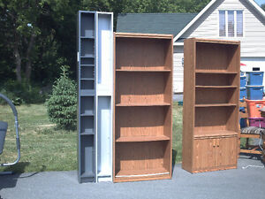 Biblioteque - Bookcases