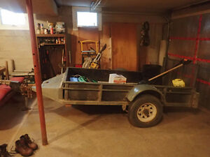 Sold PPU Utility Trailer-Lakefield