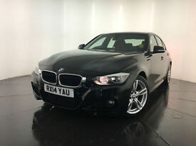 2014 BMW 320D M SPORT 1 OWNER BMW SERVICE HISTORY FINANCE PX WELCOME