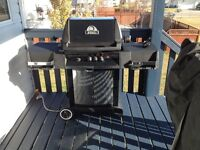 Natural Gas BROIL-MATE  BBQ - excellent condition