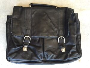 Leather Brief Cases Kitchener / Waterloo Kitchener Area image 1