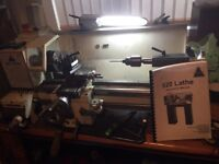 CHESTER 920 metal working lathe