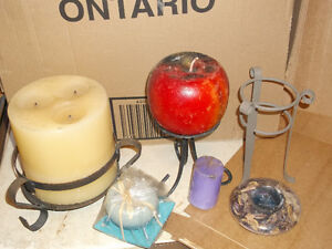 Candles & candle holders Cornwall Ontario image 2