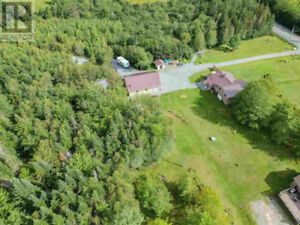 Home on 5.97 acres with triple car garage near Shubenacadie, NS