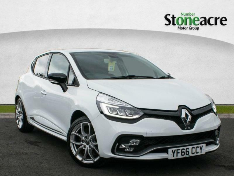 2016 Renault Clio 1 6 Turbo Renaultsport Nav Hatchback 5dr Petrol EDC Auto  | in Chesterfield, Derbyshire | Gumtree