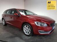 2014 14 VOLVO V60 1.6 D2 SE 5D AUTO 113 BHP DIESEL