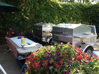 party rentals and outdoor catering