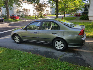 2004 Honda Civic Special Edition Sedan