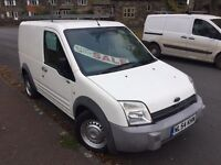 Ford transit connect swb 1.8td 54 only 102 k full mot clean van