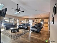 OPEN HOUSE TODAY 12-4 new exec bungalow on 3 acres, shop