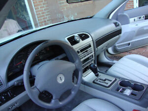 Lincoln LS Pearl Sport family luxury