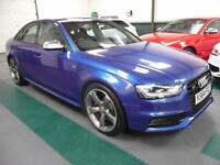 Audi S4 3.0 TFSI V6 ( 333ps ) quattro S Tronic 2013MY