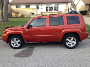 2010 Jeep Patriot SUV