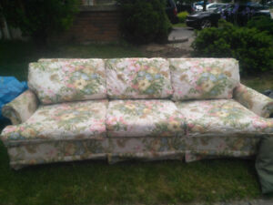 Three Seat Couch. Good condition. Clean Home.