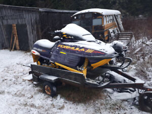 Ski-doo's for sale
