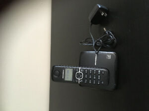 Cordless phone gently used