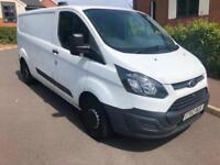 2013/13 Ecotec Ford Transit Custom 100ps NO VAT